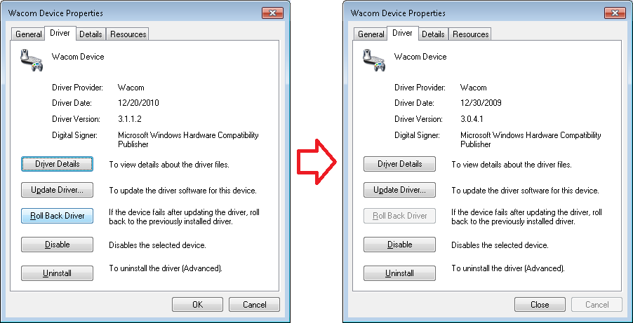 WACOM ISD DUAL TOUCH DRIVERS FOR PC